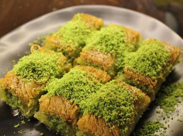 Şişli Baklava Siparişi - Burma Kadayıf